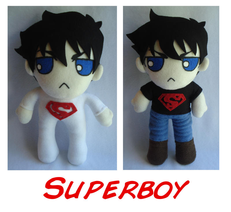 Superboys by rosey-so-silly