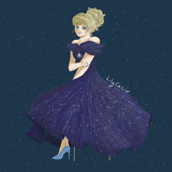 Crystal - Ball Gown *FINISHED*