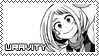 Stamp: Uraraka Ochaco #2 (Boku no Hero Academia) by SwiftCloud04