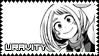 Stamp: Uraraka Ochaco #2 (Boku no Hero Academia) by SwiftCloud04