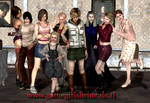 Silent Hill Girls