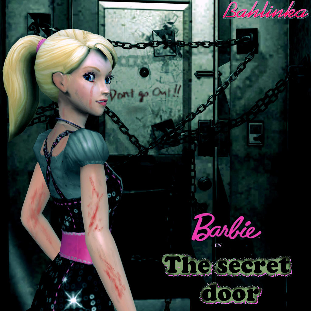 Barbie and the secret door by bahlinka