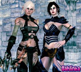 E'lara and Alysa