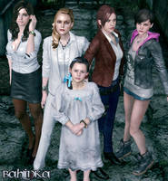 Revelations 2 Ladies by Bahlinka