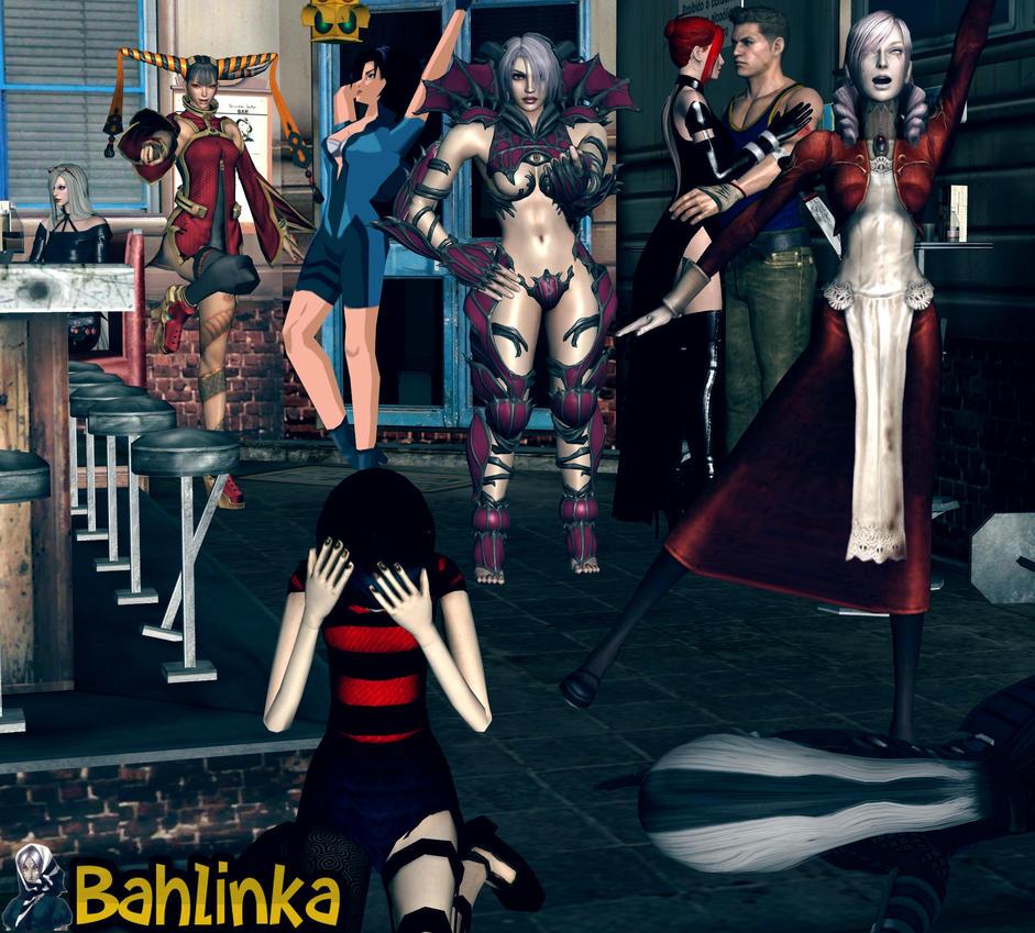 Partymonster by Bahlinka