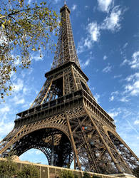 Obligatory Eiffel Tower Photo
