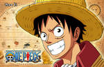 Luffy one piece King Pirate
