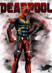 Dead Pool 2 - X Force by Tiger-Ki