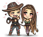 Baby you're mine by Scorpion-Ermac-MK