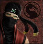 Ermac - MKD Alt. costume by Miguel-Tekken-Waifu