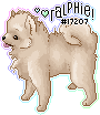 Pixel Ralphie Tag by Jesticals
