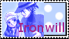 Ironwillshipping stamp by Leafeon08