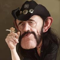 Lemmy Kilmister by YoannLori