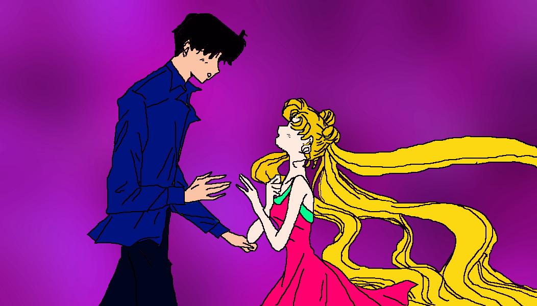 Usagi And Mamoru A Love Like No Other Usagi and Mamoru by Pn...
