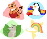 Nursery School Pets