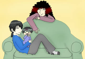 Family Time by numbuh0051