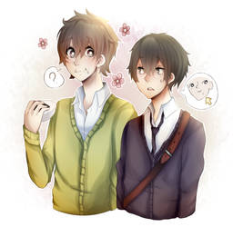 Haruka and Shintaro