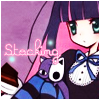 Stocking Avatar by SweetCandyCupkake
