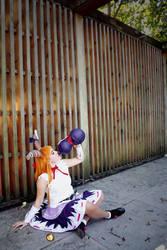 Suika Ibuki: Drunkard Oni by SweetCandyCupkake