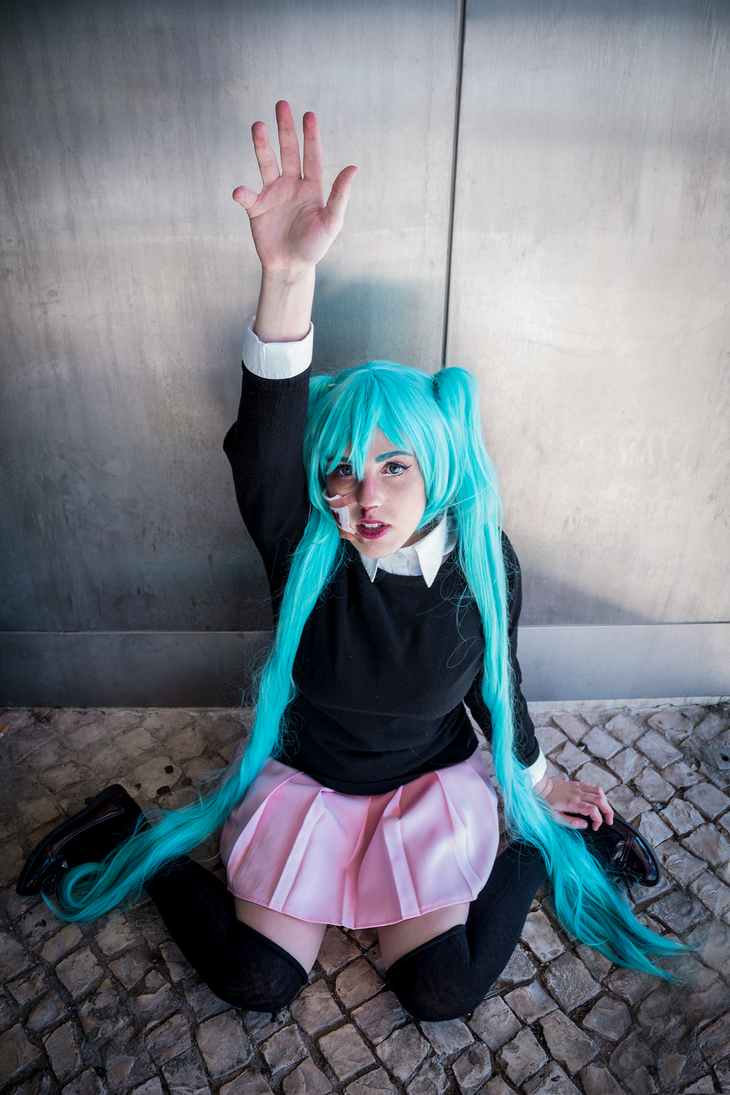 Miku Hatsune: One more time, one more time by SweetCandyCupkake