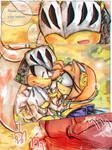 [ShadAmySilv] The Black Knight Legend Comic Page 5