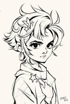 Rough sketchin
