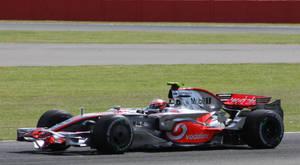 Heikki Kovalainen 2008