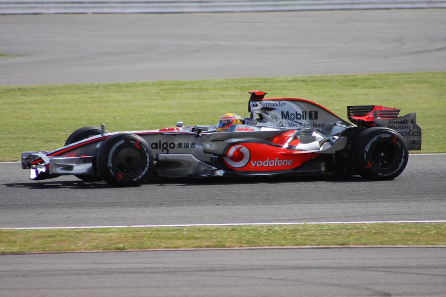 Lewis Hamilton 2008 2 by rosswillett