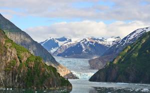 Tracy Arm Glacier, Alaska by rosswillett