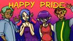 Bisexual Speed Dating - Pride