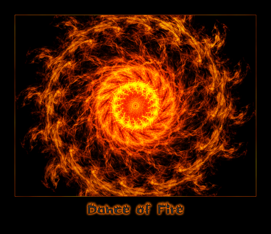 Dance of Fire by SerpentineCougar