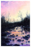 Serenity by SALTWatercolors