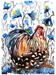Little Yupo rooster no. 2