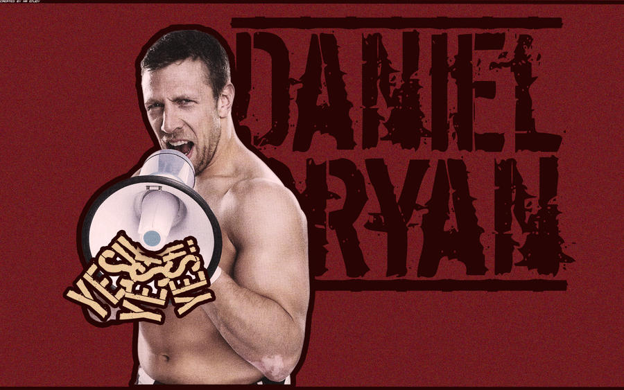 Daniel Bryan YES YES YES!! by Mr-Enjoy on DeviantArt Daniel Bryan Yes Yes Yes Wallpaper