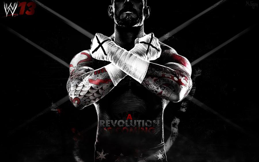 WWE 13 by Mr-Enjoy