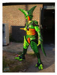 Cell Cosplay
