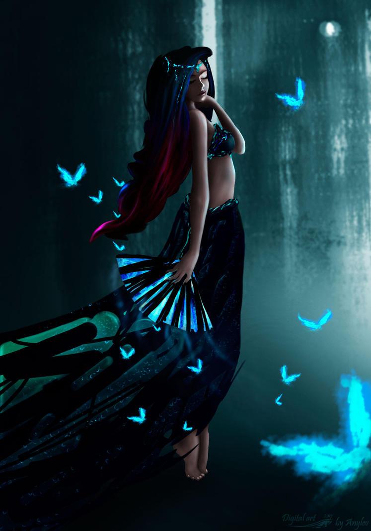 Dancer-Delirium by Anylev