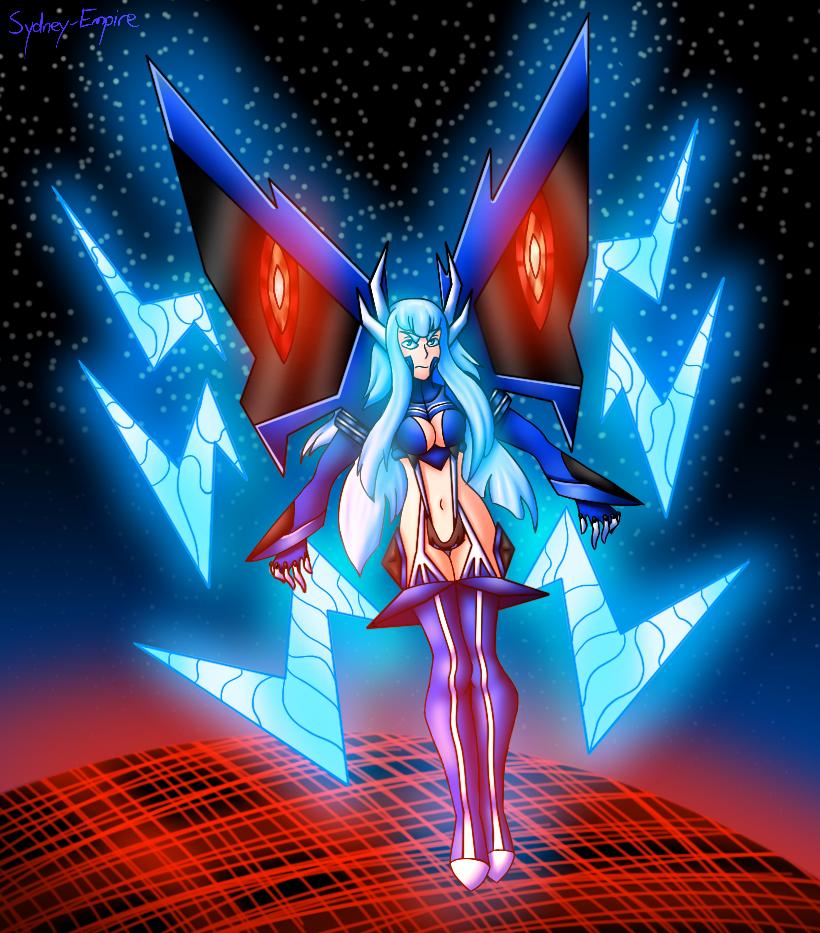 Satsuki's Final Form by Sydney-Empire on DeviantArt