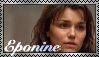 Eponine Stamp by Sydney-Empire