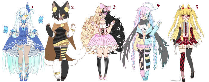 Adopts [open]