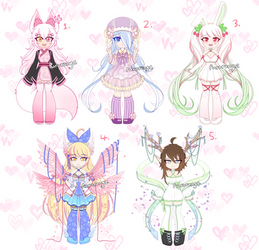 Spring Adoptables [CLOSED] Auction