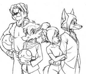 -- Gundam Meister -- by Pokelai