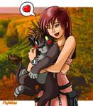-- Kairi's New Pet --