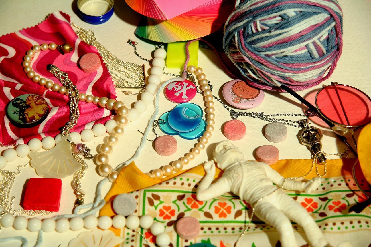 Everyday objects 2 of 5 by Rhea-Batz