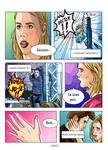 Doctor Who Comic - page 1 of 5