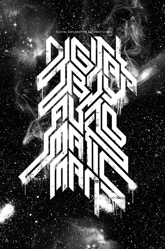 Digital Boy and The Automaticman by frantcdisorder619