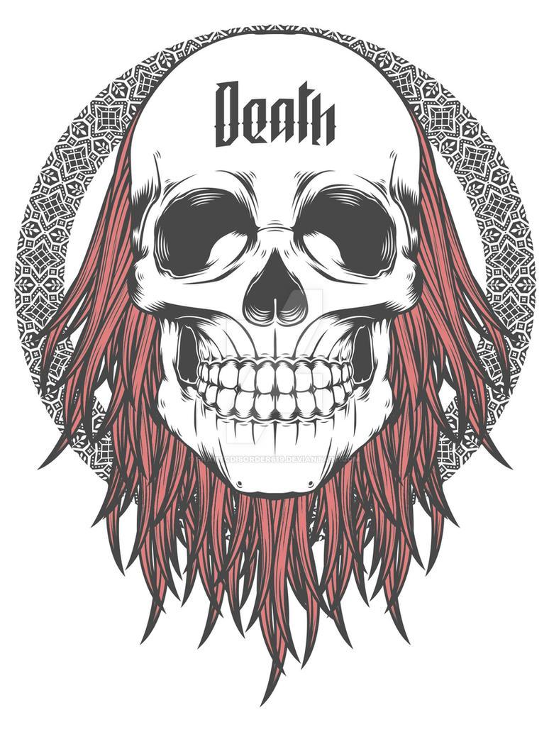 Death Skull by frantcdisorder619