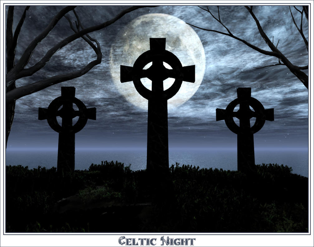 Celtic night by 00AngelicDevil00