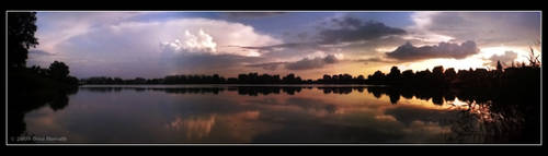 Lake No.3 pano