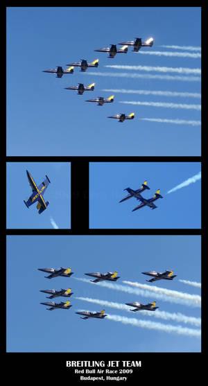 Breitling Jet Team - RBAR 2009